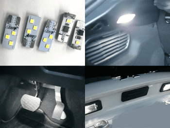SMART-LED輸入車用車種別LEDセット
