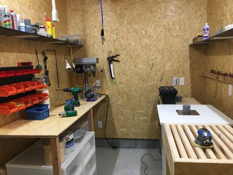 ユーモオートデザイン木工室