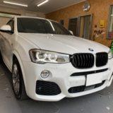BMW X3 コーディング施工
